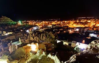 مدينة سيوة.. 648 ألف جنيه دعمًا من محافظ مطروح لاستكمال الاستعدادات لعيد السياحة ومهرجان التمور الدولي