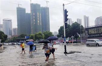 مصرع وفقدان 9 أشخاص وإجلاء أكثر من 27 ألفا آخرين بسبب الأمطار في الصين