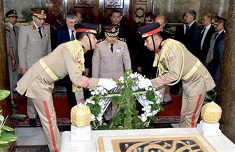 الرئيس السيسي يُنيب وزير الدفاع لوضع إكليل من الزهور على ضريح الزعيم جمال عبد الناصر| فيديو