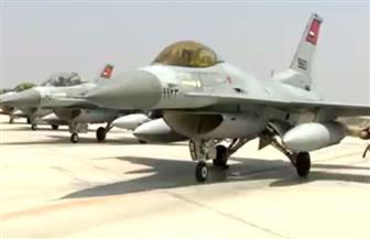 القوات الجوية تدمر 10 عربات محملة بالأسلحة على الحدود الغربية / تحديث