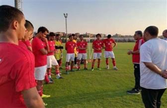 منتخب الشباب يلتقي الأنصار السعودي قبل التوجه إلى عمان| صور