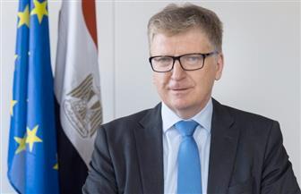 سفير الاتحاد الأوروبي: 27% من الطاقة الشمسية تغطي احتياجاتنا