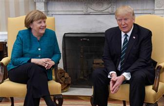ترامب يهنئ ميركل بمناسبة فوزها في الانتخابات