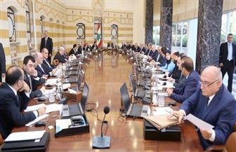 مجلس الوزراء اللبناني يقر إعلان حالة الطوارئ