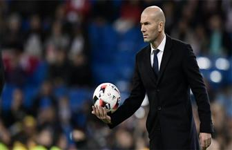 زيدان يستدعى 19 لاعبا فى قائمة ريال مدريد لموقعة ألافيس