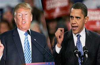 """رسالة أوباما لترامب قبل مغادرته البيت الأبيض: """"حافظ على المؤسسات الديمقراطية"""""""