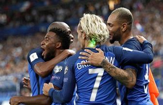 فرنسا إلى مونديال روسيا بعد الفوز على بيلاروسيا.. والسويد إلى الملحق