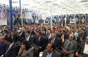 """مستقبل وطن بالأميرية يُنظم مؤتمرًا جماهيريًا بعنوان"""" لا للإرهاب ونبذ العنف"""""""