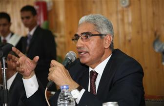 جامعة جنوب الوادي ترشح الدكتور عباس منصور لجائزة الدولة التقديرية