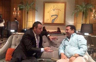 """تامر عبدالمنعم يقدم """"التوك شو"""" الرئيسي لقناة العاصمة"""