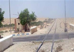 مصرع طالبة دهسها قطار خلال عبورها مزلقان السكة الحديد بالمحلة الكبرى