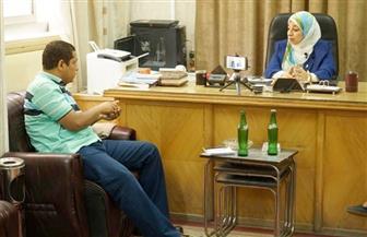 مديرة التضامن بأسيوط: 61% من سكان المحافظة تحت خط الفقر   صور