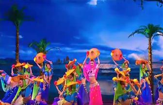 حفل موسيقي يعكس حضارة الصين بحضور قادة قمة البريكس   صور