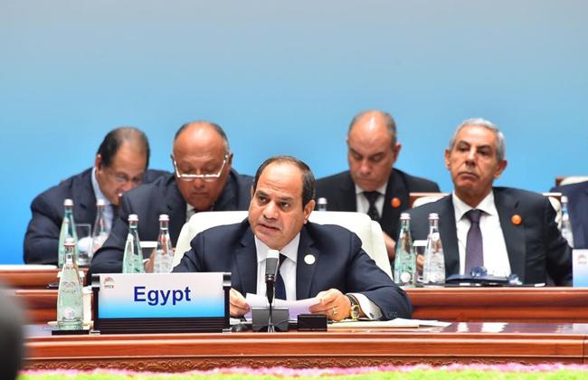 سياسيون: زيارة الرئيس للصين أكدت أهمية مصر الدولية والإقليمية -
