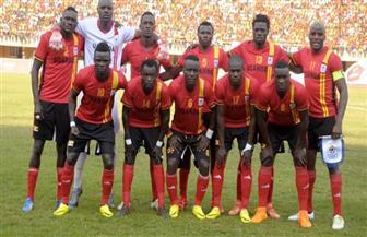 منتخب أوغندا يصل استاد برج العرب استعدادًا لمباراة مصر