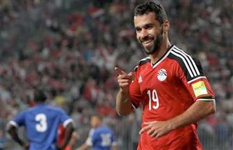 مصر وأوغندا.. عبدالله السعيد ورمضان صبحي يضيعان هدفًا مؤكدًا للفراعنة   فيديو