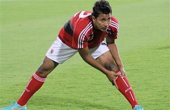 مصر 1 أوغندا 0.. فرصة خطيرة للفراعنة وإصابة عمرو جمال في النصف ساعة الأولى