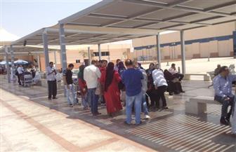 وصول ألف حاج من مصابى وأسر شهداء القوات المسلحة والشرطة