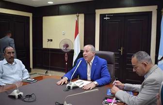 محافظ البحر الأحمر يُناقش المشروعات المستهدفة على أرض المحافظة مع نائب وزير الإسكان