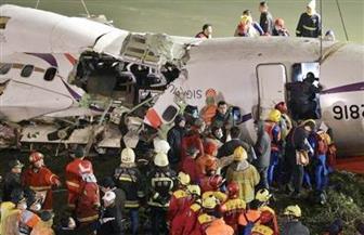 شهود: تحطم طائرة وانفجار ضخم في مطار ويلز البريطاني