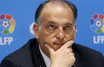 رئيس رابطة الليجا: المباريات دون جمهور حتى 2021