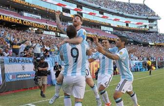 """قطر تودع """"كوبا أمريكا"""" بعد الخسارة أمام الأرجنتين بثنائية"""