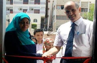 افتتاح مبنى بنك الدم الجديد بمستشفى الغردقة العام   صور