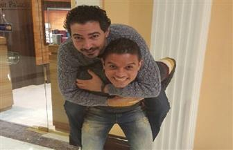 سعد سمير يحتفل بعيد ميلاد محمد بركات بصور خاصة تجمعهما   صور