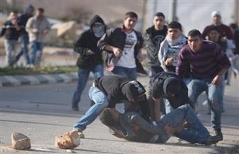 إصابة شاب فلسطيني في مواجهات مع الاحتلال الإسرائيل بالضفة الغربية