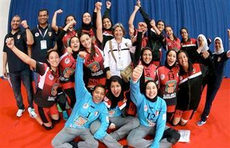 مصر تفوز على الكونغو الديمقراطية في بطولة أفريقيا لكرة اليد للآنسات بكوت ديفوار