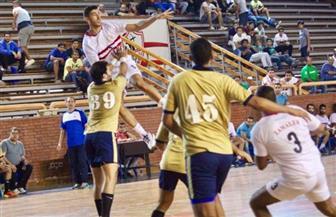 تعرف على النتائج الكاملة للجولة الرابعة عشر من دوري المحترفين لكرة اليد