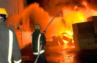 إصابة 7 أشخاص في حريق عقار سكني بأبو النمرس