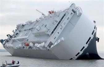 إنقاذ سفينة سياحية بعد جنوحها أمام سمالوط