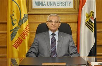 جامعة المنيا تبدأ يومها الدراسي غدًا بدقيقة حداد على أرواح شهداء حادث الواحات