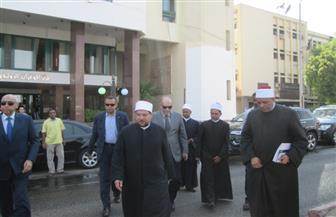 """وزير الأوقاف يفتتح 6 مساجد عقب افتتاح فعاليات """"معسكر الأئمة التدريبي"""""""