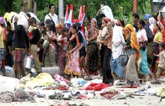 """إصابات خطيرة في صفوف """"الروهينجا المسلمين"""" نتيجة الألغام التى زرعتها ميانمار"""
