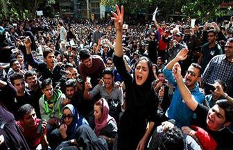 تظاهرات غاضبة في إيران تنديدا بمقتل سليماني