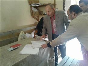 إحالة 8 أطباء بمستشفى الصدر في مدينة كفرالزيات للتحقيق | صور