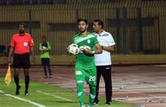 إسلام أبو سليمة يشارك في تدريبات المصري بعد غياب 7 أشهر