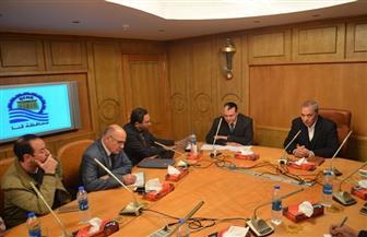 محافظ قنا: بدء تنفيذ مشروعات الشريحة الأولى من قرض البنك الدولي | صور