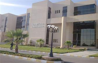 اختبارات القدرات للالتحاق بالتربية الرياضية جامعة العريش بمدرسة الزهور بجنوب سيناء