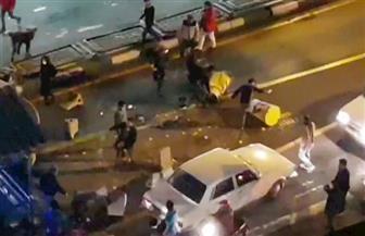 ارتفاع عدد قتلى الاحتجاجات المناهضة للنظام في إيران لـ 15 شخصا