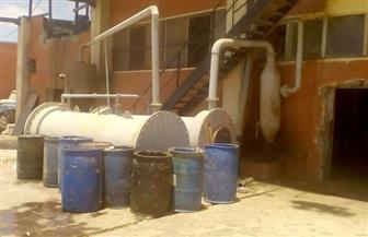 «شرطة البيئة» تضبط 3 مصانع أعلاف وأسمدة و5 محلات جزارة مخالفين