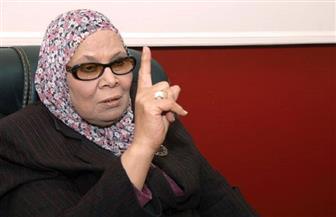 """آمنه نصير لـ«بوابة الأهرام»: ليس هناك ما يسمى بـ""""قانون مكافحة الإلحاد"""".. ولو قدم مشروع بذلك في البرلمان سأرفضه"""