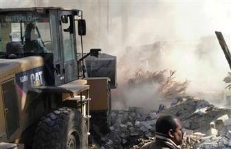 محافظ سوهاج: إزالة التعديات على الأراضي الزراعية بطما وحملة نظافة بالمراغة  صور