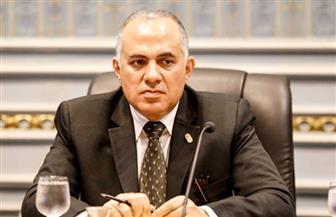 وزير الري: الدولة ترى في التحديات فرصا للتطوير والترشيد والابتكار