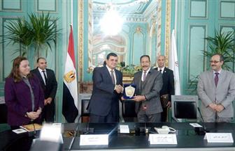 الشوكي يوقع بروتوكول تعاون بين دار الكتب وجامعة عين شمس | صور