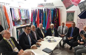 40 شركة مصرية تطلق مبادرة من ألمانيا لإنعاش صناعة النسيج وتوفير 100 ألف وظيفة