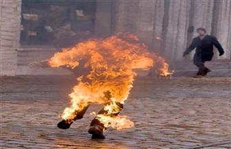 لاجئ سوري يحرق نفسه أمام مركز للأمم المتحدة شمال لبنان
