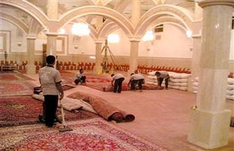 """""""الأوقاف"""" تنتهي من إحلال وتجديد 109 مساجد خلال يناير الجاري"""